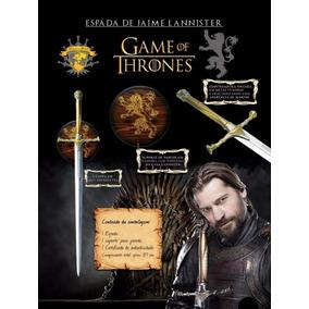 Espada Jaime Lannister Game Of Thrones