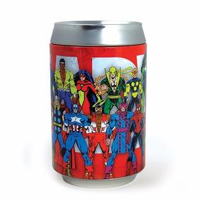Cofre Heróis Marvel