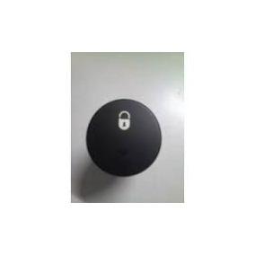 Botão De Trava Portas + Alerta Citroen C3 Até 2012 Original