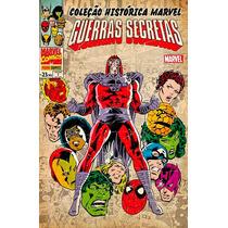 Coleçao Historica Marvel Guerras Secretas # 01 Novo Lacrado