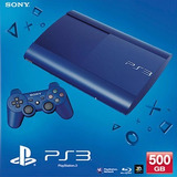 Consola Playstation 3 500gb Ps3 40 Juegos Barata Economica