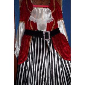 Disfraz Pirata Niña Talla 8-10
