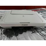 Impresora Canon Pixma 2040 (con Cables) Negociable