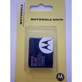 Bateria Motorola Bc-60 Bc60 Original L7, Z3, Z6, Z8, V3, L8