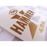 Adesivos Para Calota/protetor/reparo Eros Hammer 4.0k