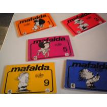 Set Cuentos Mafalda, Antiguos Año 1990 Colecionables