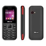 Teléfono Celular Blu Z3 M, Dual Sim Mp3, Camara Flash