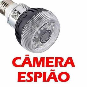 Aparelhos De Espionagem Detetive Camera Seguranca Wifi Micro