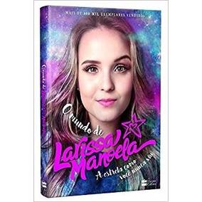 O Mundo De Larissa Manoela Livro Larissa Manoela