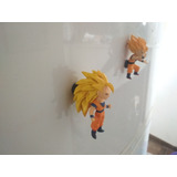 Magneto Iman Dragon Ball Goku Para Refrigerador - Banpresto