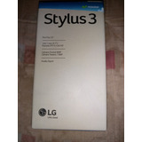 Vendo Celular Lg Stylus3