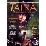 Dvd - Tainá - Uma Aventura Na Amazônia