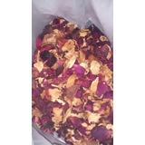 Pétalos Secos De Rosa Natural!!!, Envíos Isiflor