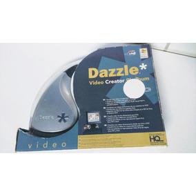 Placa De Captura Externa Para Pc - Dazzle Dvc 170 Usb