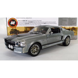 Ford Mustang Eleanor Metal Pulido Escala 1:18 Greenlight