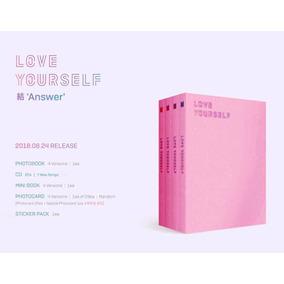 Disponible ! Love Yourself Answer Bts Kpop Coreano