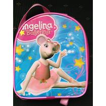 Lote 10 Mochilas Dulceros Angellina Ballerina