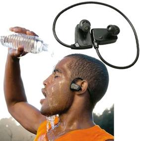 Mp3 Player Esportivo Profissional Mini Fone De Ouvido 2gb