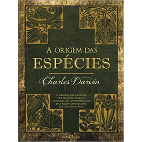 A Origem Das Espécies Livro Charles Darwin
