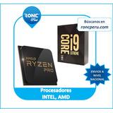 Procesadores Intel Amd Distribuidores