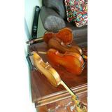 Violines Alemanes Antiguos.