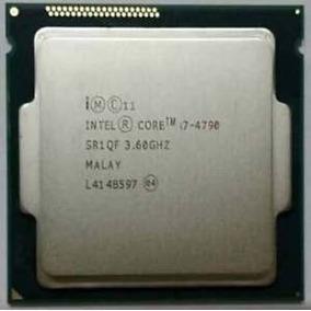 Processador Intel Core I7 4790 Lga 1150 Oem Novo!