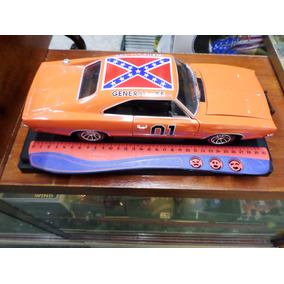 Ertl 1/18 Dodge Charger General Lee Dukes Hazzard Impec