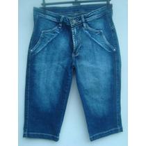 Bermuda Jeans Da Looper Tam M