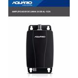 Amplificador Linha Booster Aquario Hd Digital Al-1026 26db