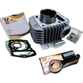 Kit Cilindro Motor C/ Biela Biz 125 05-08 Original + Juntas