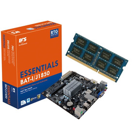 Kit De Actualizacion Intel Celeron 2.5ghz + 4gb Ram Mb Ecs