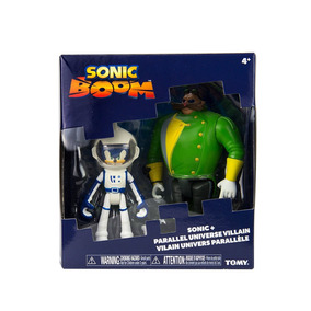 Sonic Boom Pack X2 Modelos Jugueteria Bunny Toys