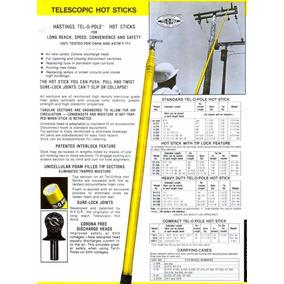 Pértiga Telescópica S-216 Hastings