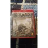 Recistence 1 Fall Of Man