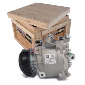 Compressor Ar Condicionado 1.0 1.4 1.8 Onix 2013 Em Diante