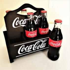 Promoção Engradado Artesanal Refrigerante Coca Cola Six Pack