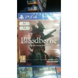 Bloodborne Edicion Juego Del Año Ps4 Nuevo Sellado