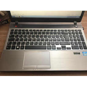 Notebook Samsung Series 5 Np550p5c-ae1br I7 8gb 1tb