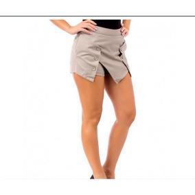 Shorts Saia Assimetrico