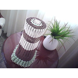 Forro De Licuadora En Tejido Crochet 100% Algodon. Colorido!