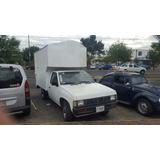 Caja Seca De Metal Para Nissan O Pick Up Fabricada 2016