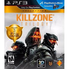 Killzone Trilogy Nuevo Fisico Ps3 Dakmor Canje/venta
