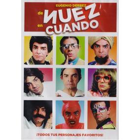 De Nuez En Cuando Eugenio Derbez Capitulos Serie Dvd