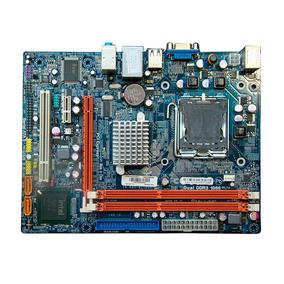 Placa Mãe Intel Lga775 Ddr3 G41t-m7 Mega 8gb Oem Nf