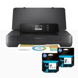 Hp Impresora Portátil Officejet Pro 200 Cz993a