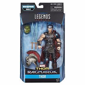 Thor Ragnarok Marvel Legends Com Baf Hulk Caixa Lacrada