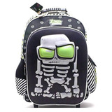 Mochila Carro Zombie Infection Original 18pulg Om104 2018