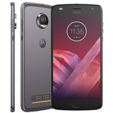 Smartphone Motorola Moto Z2 Play Platinum 5,5 Android 7.1