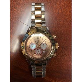 Reloj Toywatch En Oro Rosa