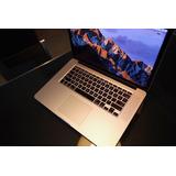 Macbook Pro 2012 Excelente Estado